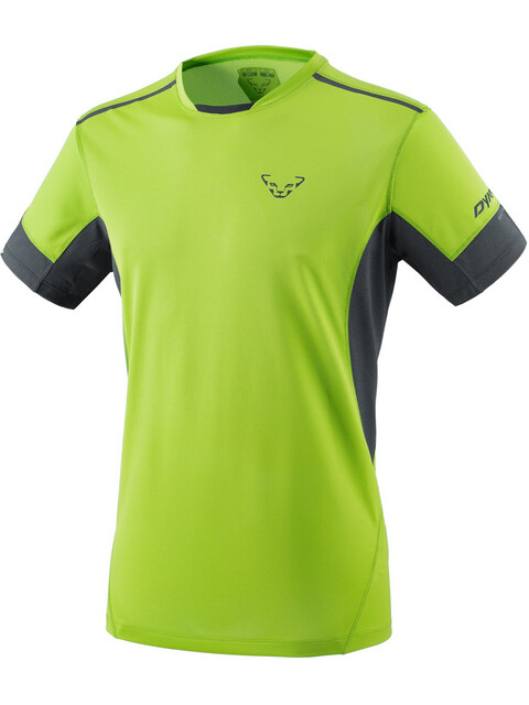 Dynafit Vertical 2 SS Tee Men fluo yellow